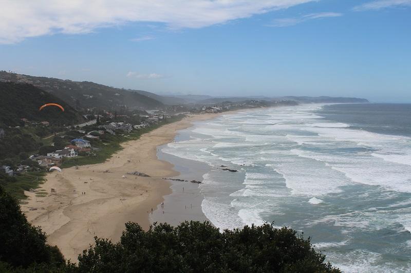 View of Wilderness Coastline