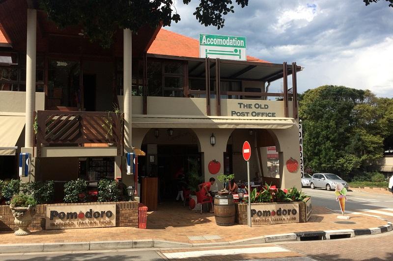 Pomodoro Restaurant in Wilderness