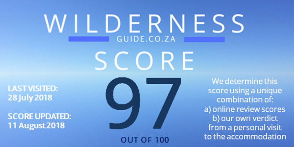 Wilderness Manor Score