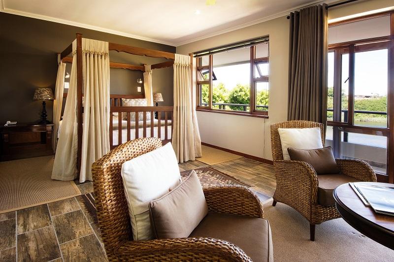 Wilderness Manor Bedroom