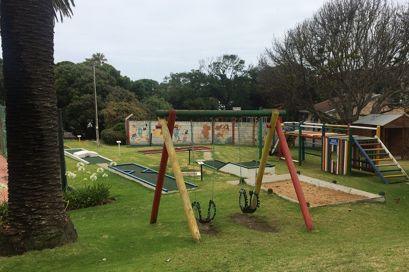 Wilderness Hotel Play Area