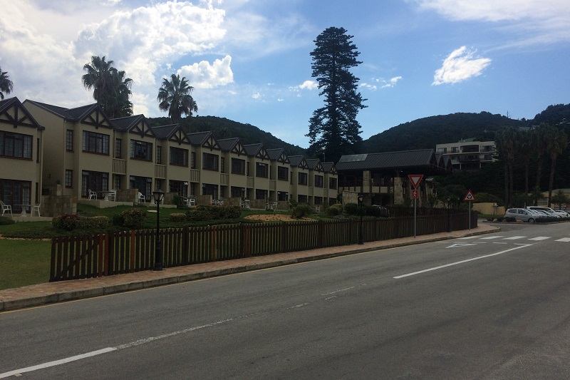 Wilderness Hotel Rooms