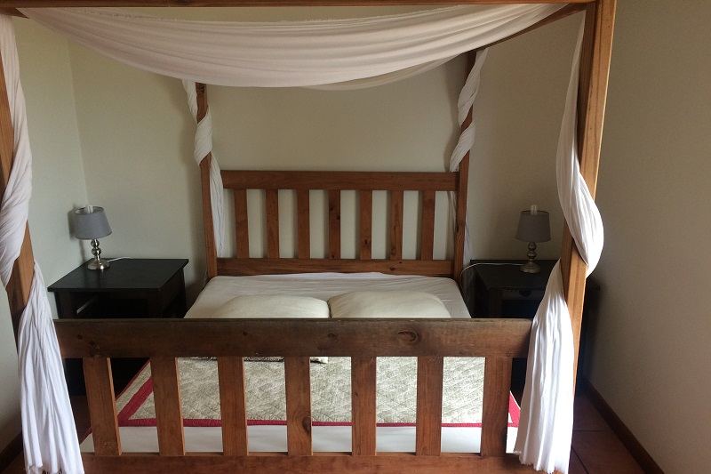 Beach House Backpackers Double Room