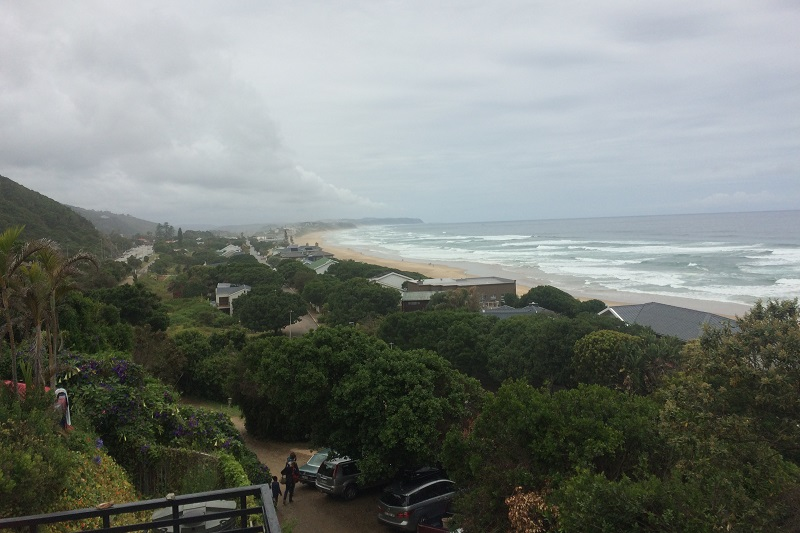 Beach House Backpackers View To East